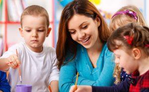 responsabile scuola dell'infanzia