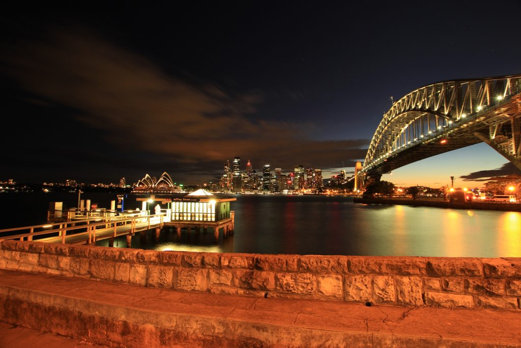 risalente Manly NSW